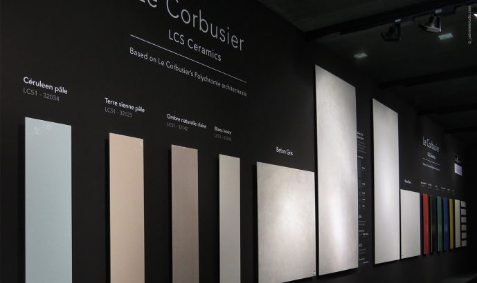Trade Fair exhibit design / Cersaie 2016 (Bologna)
