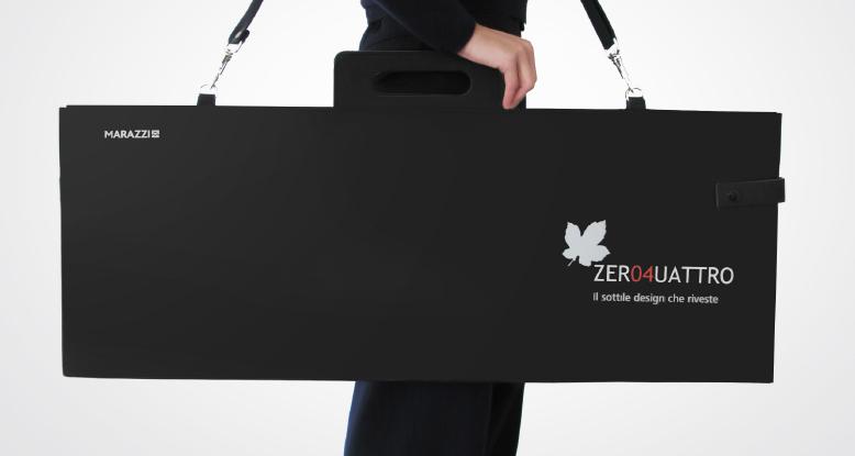 Marazzi: Bag, campionatura agenti