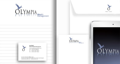 Olympia Wealth Managemente: Logo