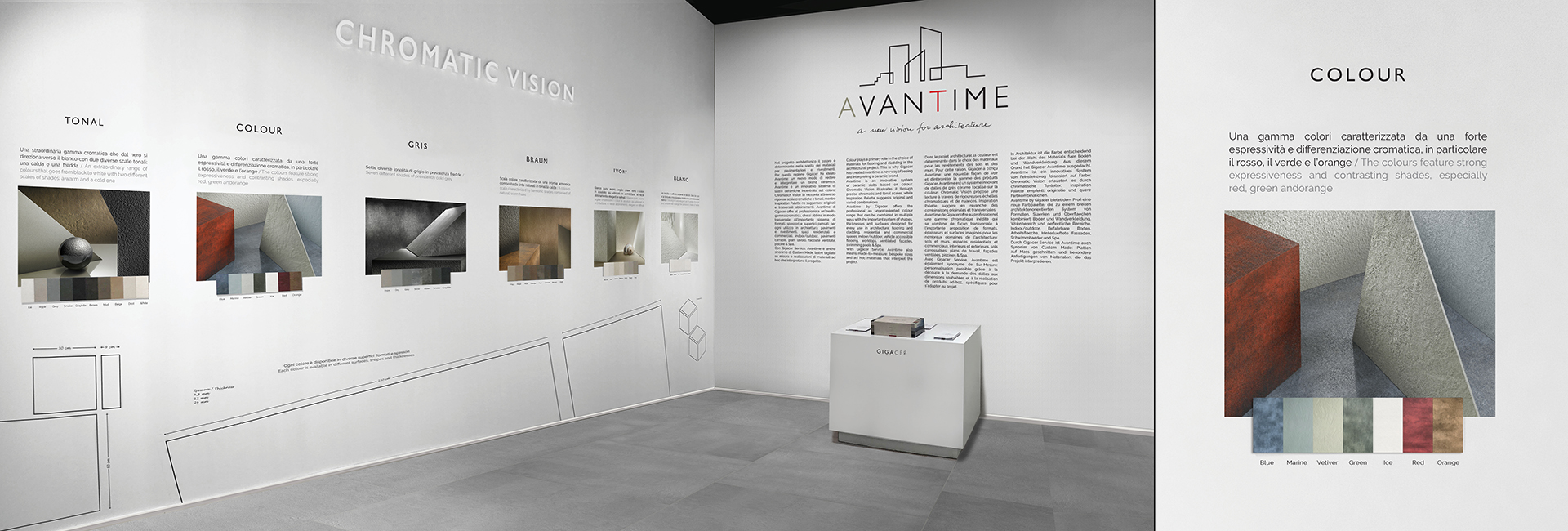 Stand Avantime