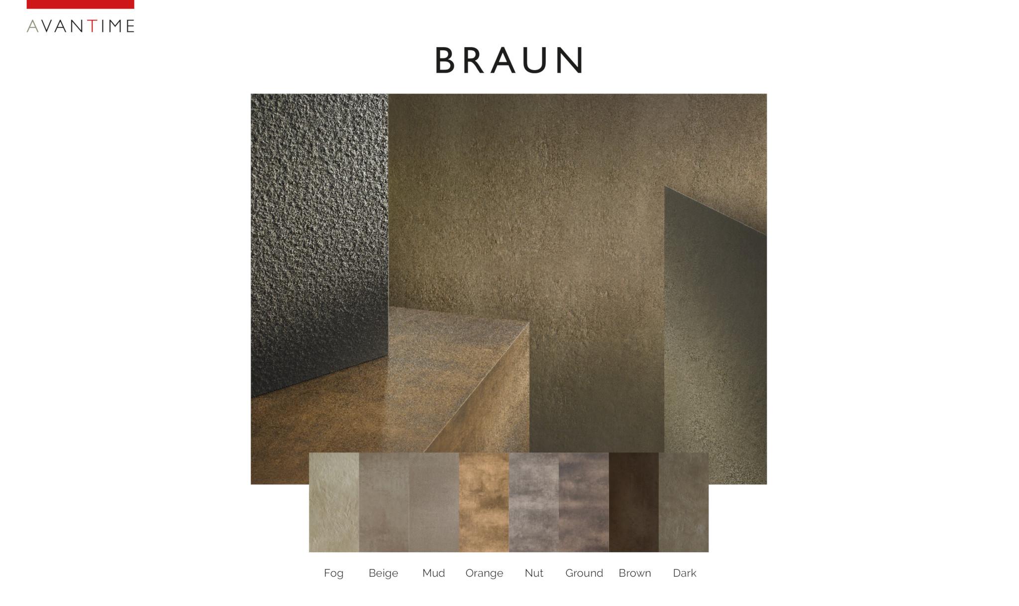 Chromatich Vision - Braun