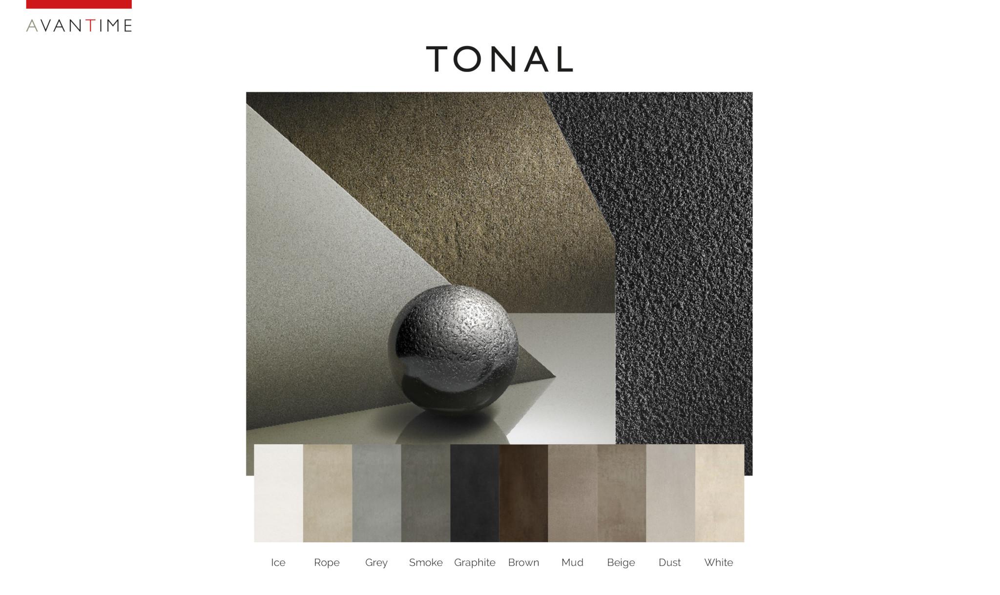 Chromatich Vision - Tonal