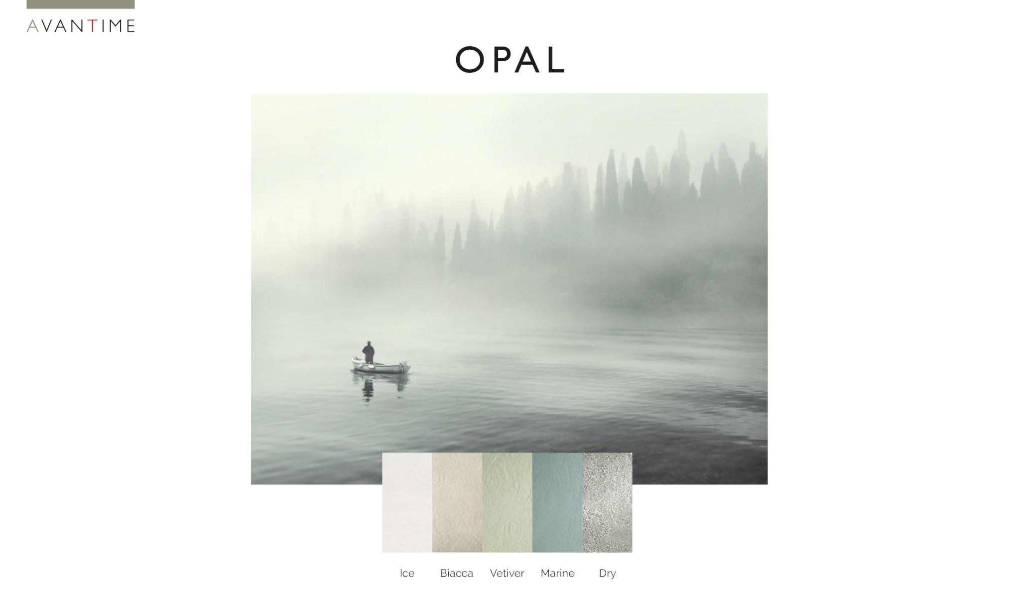 Inspiration Pallette - Opal