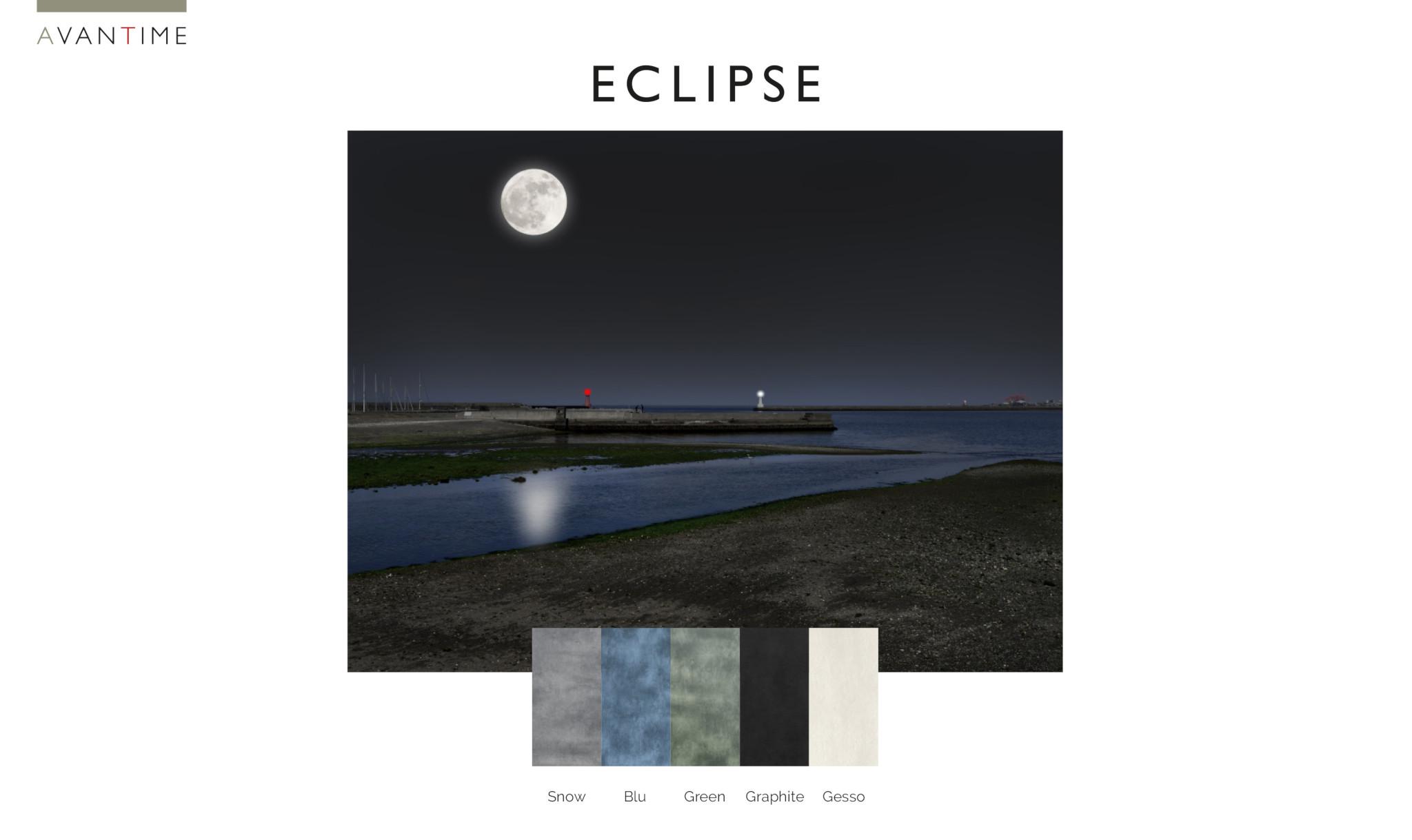 Inspiration Pallette - Eclipse