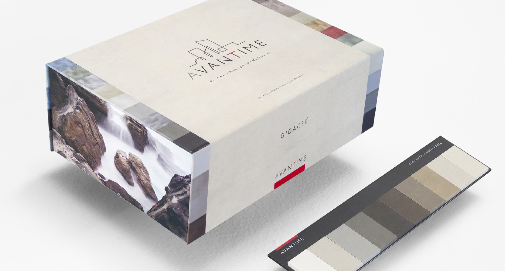 Avantime: Box | Tozzettario | Packaging - Case study - Studio Cabriolet