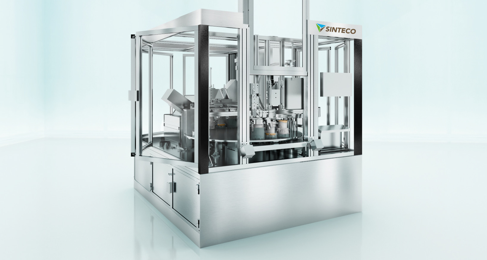 Sinteco: 3D Rendering | Art direction